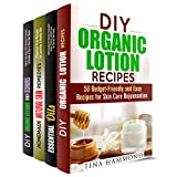 img - for DIY Natural Beauty Products Box Set: Best Organic Lotions, Scrubs, Essential Oils, Skin Remedies and Gift Ideas for You and Your Loved Ones (Organic DIY Beauty Products & Skin Care Recipes) book / textbook / text book