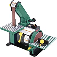 Grizzly H6070 Belt and 5-Inch Disc Sander, 1 x 30-Inch by Grizzly