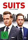 DVD & Blu-ray - Suits - Season 5 [4 DVDs]