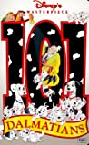 101 Dalmatians (Disneys Masterpiece)  [VHS]
