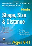 Flame Tree Publishing Shape, Size & Distance, Ages 8-11 (Maths): Home Learning, Support for the Curriculum (Home Learning Maths Ages 8-11)