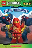 img - for LEGO Ninjago: Rise of the Snakes (Reader #4) book / textbook / text book