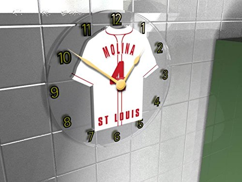 major-league-baseball-lega-nazionale-squadra-mlb-orologi-da-parete-qualsiasi-nome-qualsiasi-numero-e