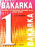 echange, troc J-A. Letamendia - Bakarka, numéro 1 : Langue Basque