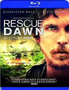 Rescue Dawn [Blu-ray] (Bilingual)