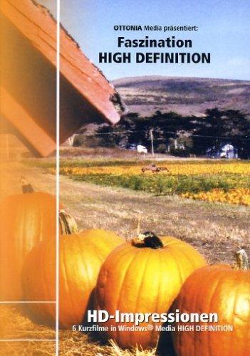 HD-Impressionen - Teil 1 (WMV HD-DVD), DVD