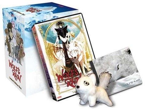 Wolf's Rain 1: Leader of Pack [DVD] [2004] [Region 1] [US Import] [NTSC]
