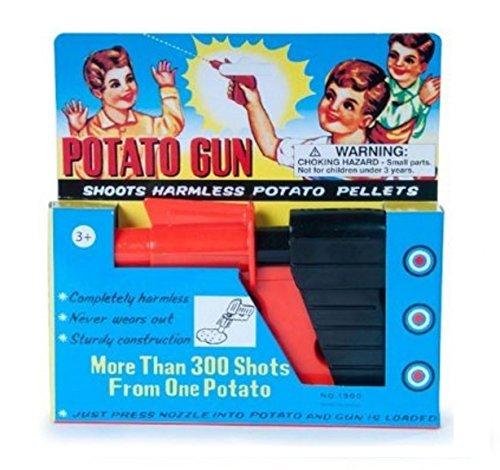 Toy Potato Guns (2 Pack) (Spud Gun compare prices)