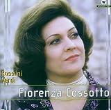 echange, troc Fiorenza Cossotto - Rossini/Verdi: Arias