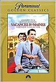 echange, troc Vacances Romaines - Édition Golden Classics