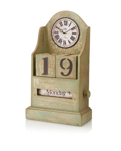 Wooden Clock As You See