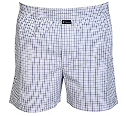 Careus Men's Cotton Boxers (Pack of 1)(1017_Multi-coloured_X-Large)