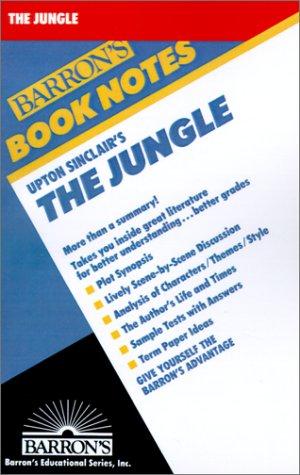 Upton Sinclair's the Jungle (Barron's Book Notes)