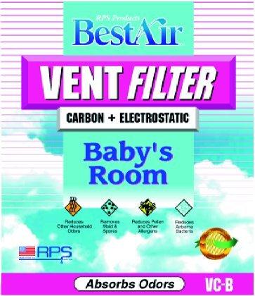 Babys Room Vent Filter