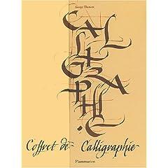 Coffret de calligraphie