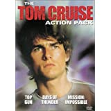Tom Cruise Action Pack: Top Gun/Days of Thunder/Mission Impossible (Widescreen/Full Screen)by Tom Cruise