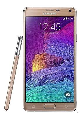 Samsung Note-4 GOLD SM-N910GZDEINS