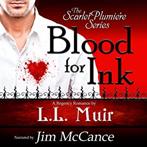 Blood for Ink: The Scarlet Plumiere Series, Book 1 | [L. L. Muir]
