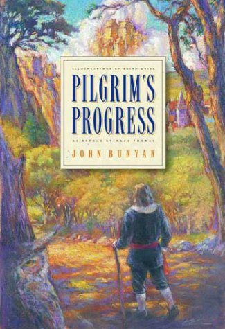 pilgrims progress essay questions In some ways christian seems to learn various things in the course of his  pilgrimage, but in other ways he hardly appears to change at all from the  beginning to.