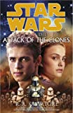 R. A. Salvatore Star Wars: Episode II - Attack of the Clones