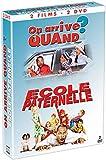 echange, troc On arrive quand ? / Ecole Paternelle - Bipack 2 DVD