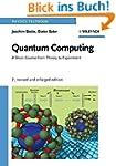 Quantum Computing: A Short Course fro...