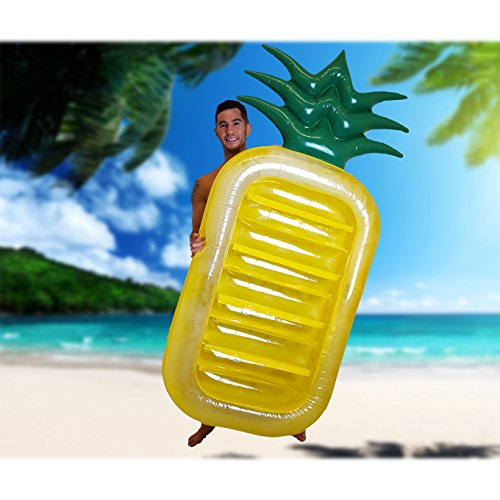 my-planet-giant-blow-up-inflatable-pineapple-sun-lounger-lilo-swimming-pool-beach-air-bed-float