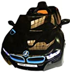BMW i8 LICENSED 12V KIDS RIDE ON CAR...