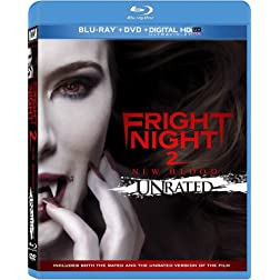 Fright Night 2: New Blood (Blu-ray Combo Pack)