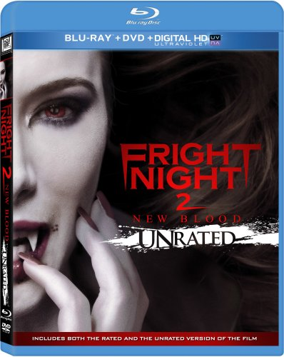 51FVEhy15WL Fright Night 2: New Blood (Blu ray Combo Pack)