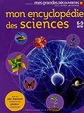 """Afficher """"Mon encyclopédie des sciences"""""""