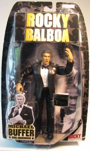 Rocky Announcer Michael Buffer - 1
