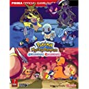Pokémon Mystery Dungeon: Blue Rescue Team • Red Rescue Team - The Official Pokémon Strategy Guide