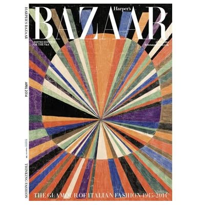 Harper's Bazaar - April 2014 Issue (Exclusive to Web Edition)  EVAEX
