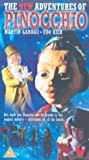 The New Adventures Of Pinocchio [VHS]