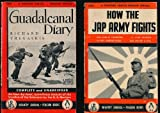 img - for Guadalcanal Diary / How the Jap Army Fights book / textbook / text book