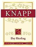 2012 Knapp Winery Dry Riesling 750 mL