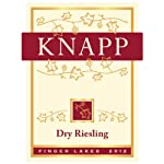 2012 Knapp Winery Dry Riesling 750 mL