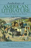 Anthology of American Literature Vol. II: Realism to the Present