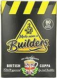 Builder's Tea 80 Count (3 Pack)