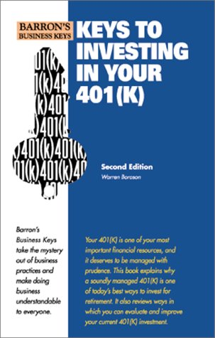 Keys to Investing in Your 401(k) (Barron's Business