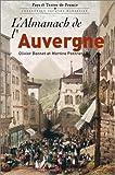 echange, troc Olivier Bonnet - Almanach de l'Auvergne