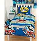 Kids/Childrens Thomas the Tank Engine Bedding Duvet/Quilt Cover Set