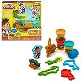 Play-Doh - A6075E240 - Loisirs Créatifs - Accessoires Jake Et Les Pirates