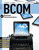 img - for BCOM 7 (with CourseMate, 1 term (6 months) Printed Access Card) (New, Engaging Titles from 4LTR Press) 7th edition by Lehman, Carol M., DuFrene, Debbie D. (2015) Paperback book / textbook / text book