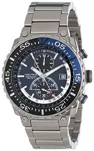 Nautica Men's N15519G Eclipse Chronograph Watch
