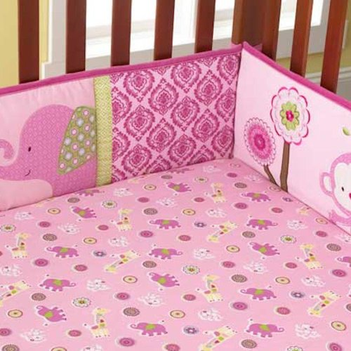Jungle Crib Bedding 174079 front