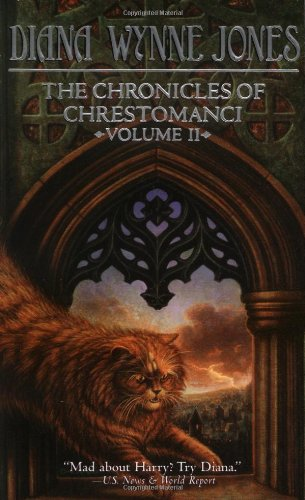 Cover of The Chronicles of Chrestomanci, Volume 2: The Magicians of Caprona / Witch Week