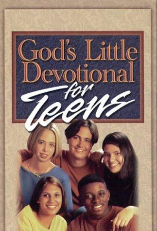 God's Little Devotional for Teens (God's Little Devotional Book Series), HONOR BOOKS