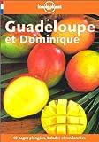 echange, troc Lonely Planet, Julien Fouin, Jean-Bernard Carillet - Guadeloupe et Dominique 1999